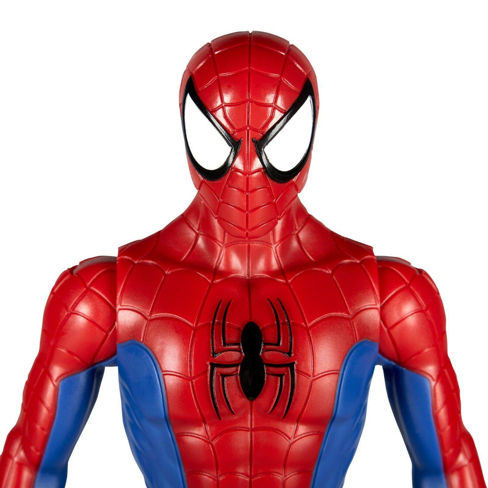 Spider-Man Titan Figure with Power Port