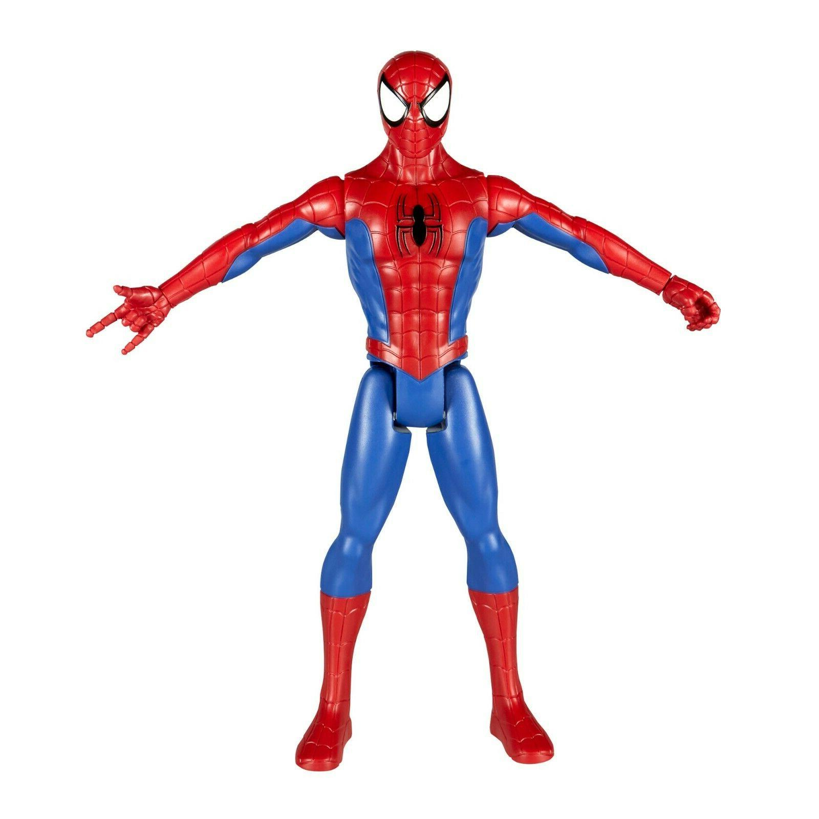 Spider-Man Figure Power Fx E0649