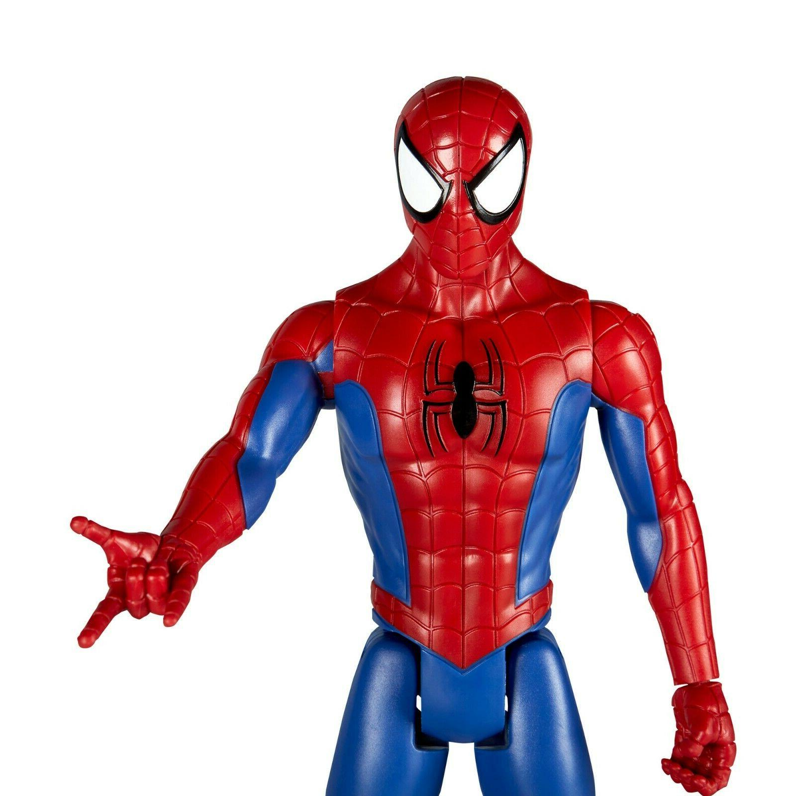 Spider-Man Figure Power Port E0649