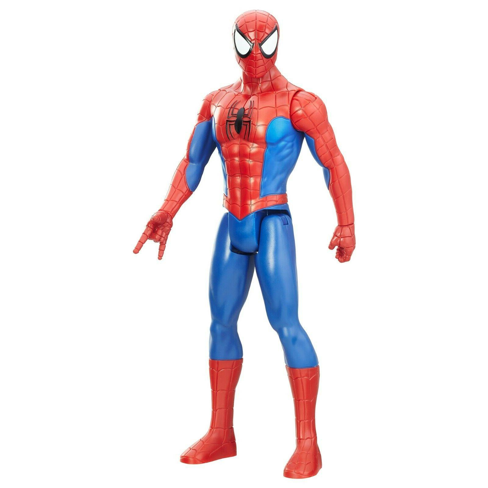 Spider-Man Titan Series Figure Titan Hero Power Port