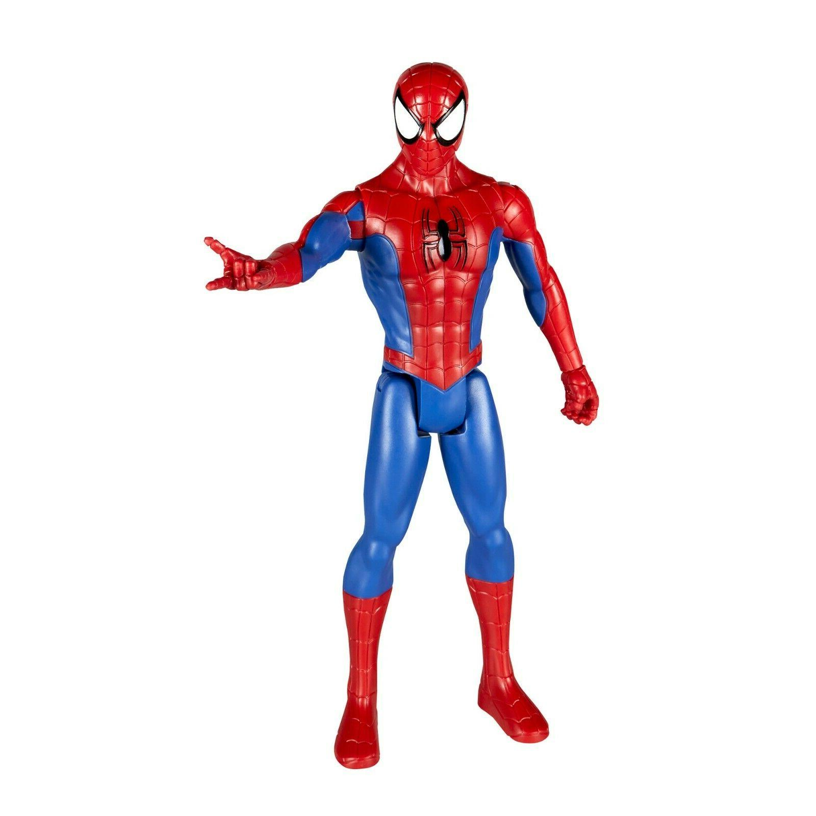 Spider-Man Titan Hero Figure with Power Fx Port E0649