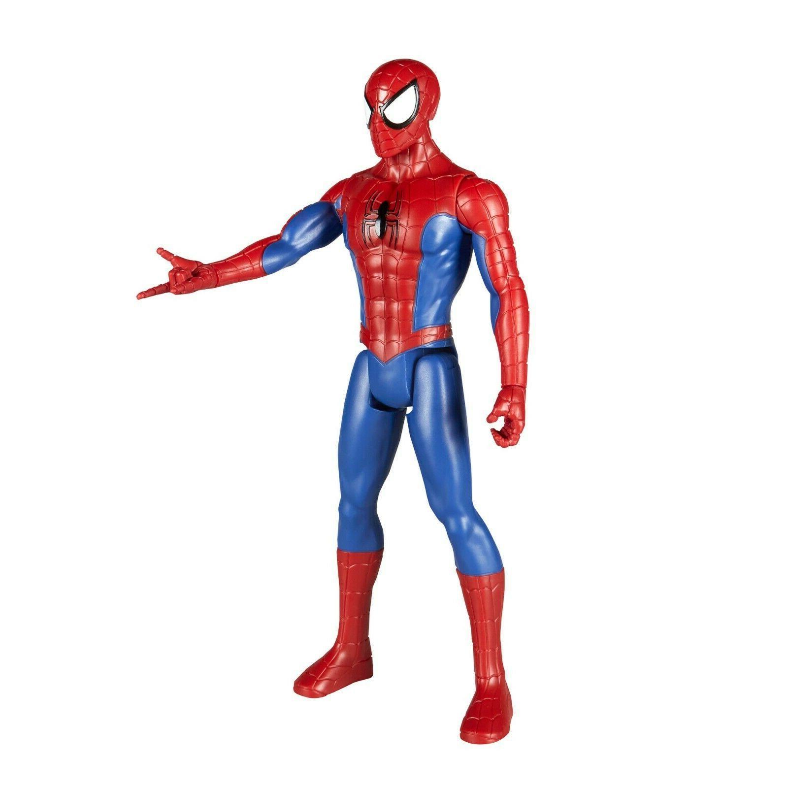 spider man titan hero series figure