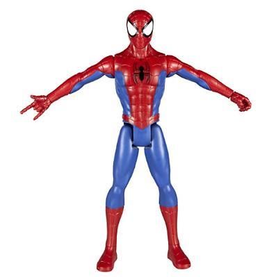Spider-Man Titan Hero Series Figure with Power Fx