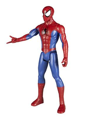 Spider-Man Titan Hero Series Figure with Power