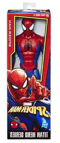 Spider-Man Titan Hero Series Figure with Titan Power