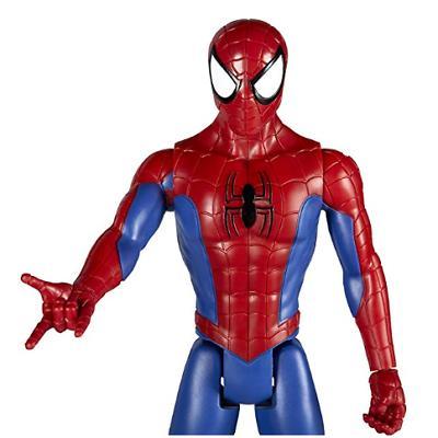 Spider-Man Hero Figure with Titan Power Fx