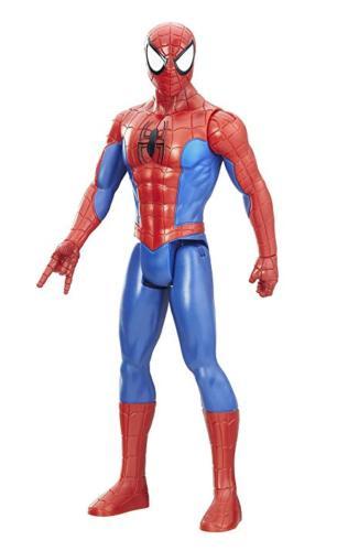 Spider-Man Hero Series Figure with Titan Hero Power E0649