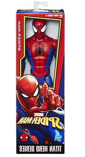 Spider-Man Figure with Titan