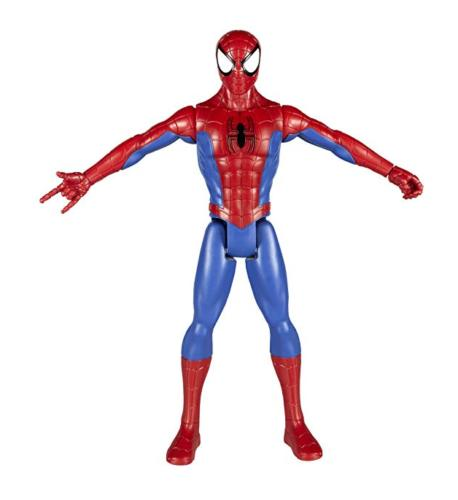 Spider-Man Figure with Power Port E0649