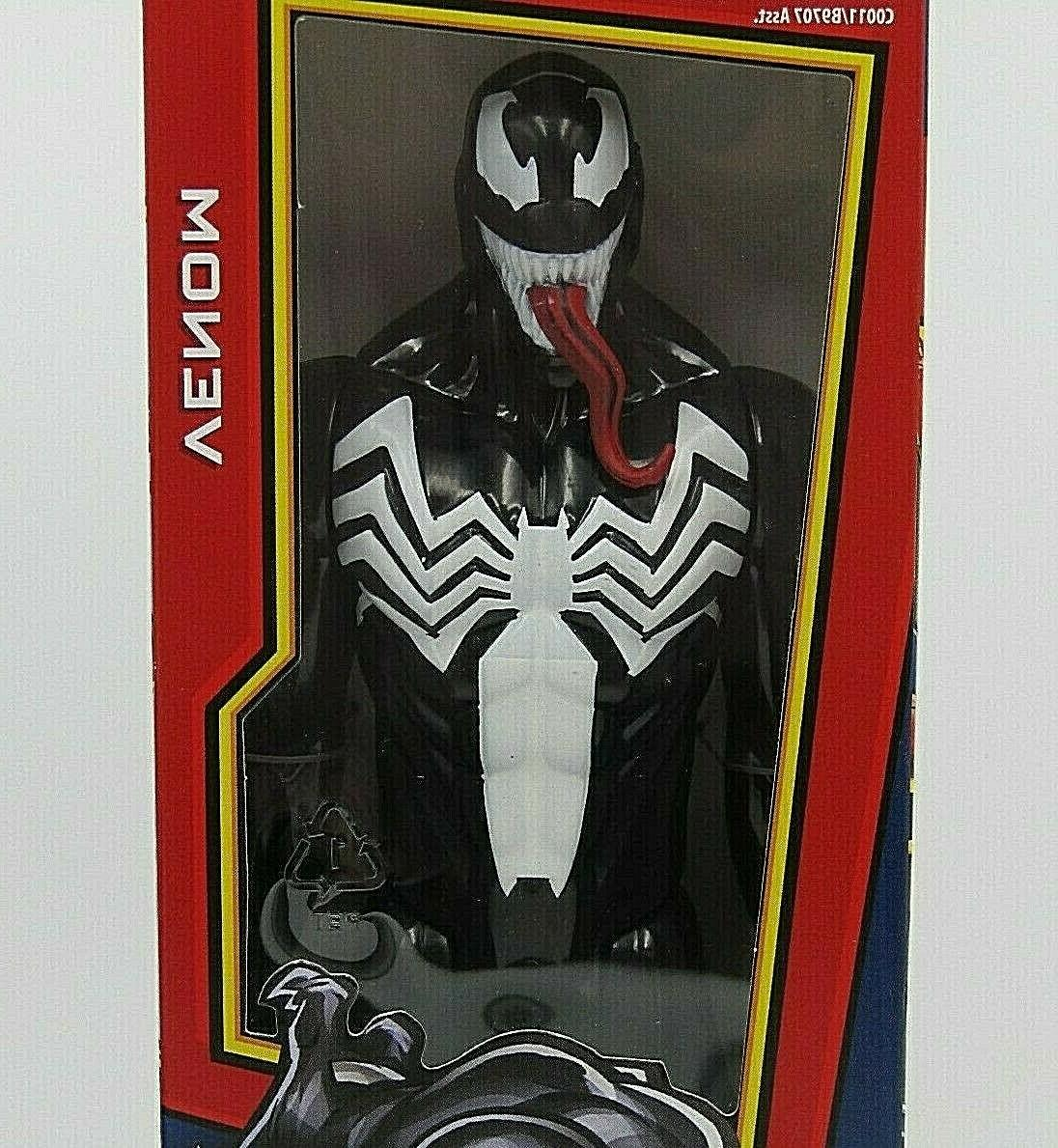 Marvel Titan Hero Series Venom Carnage Set