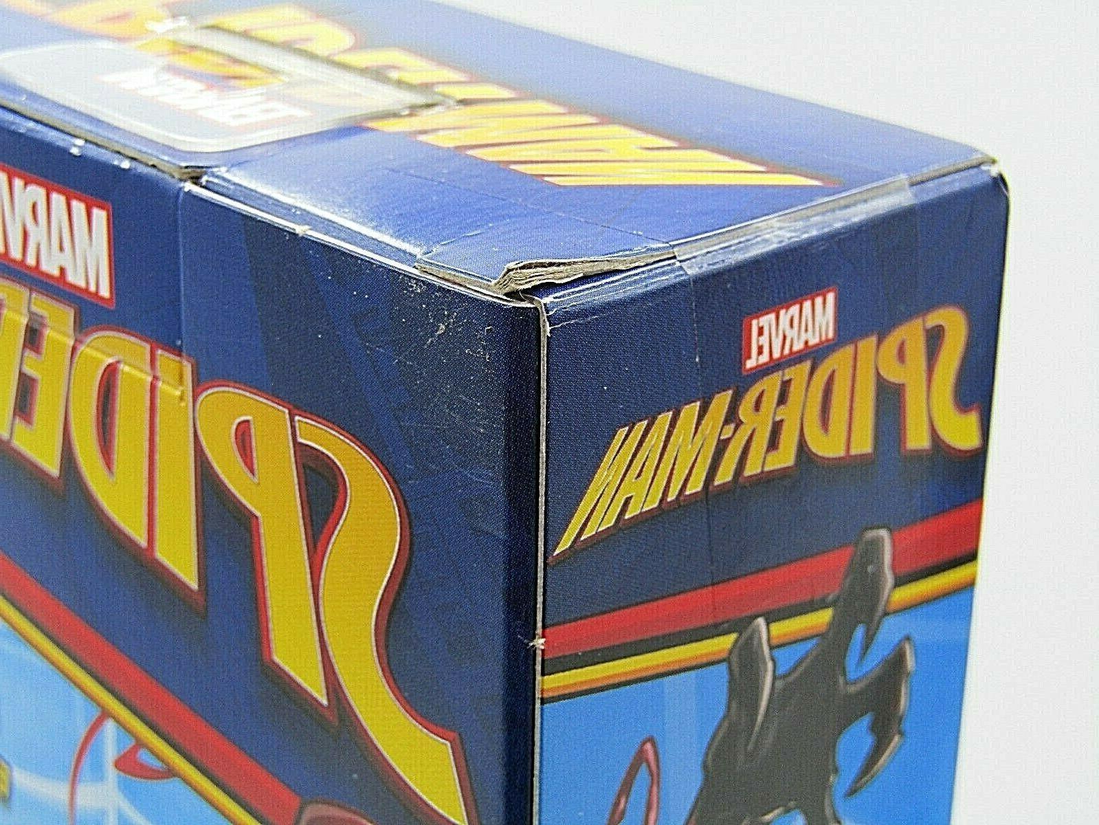 Marvel Spider-Man Titan Hero Series Carnage Action
