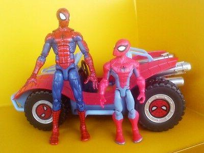 SPIDER-MOBILE Toybox Disney Store Legends Buggy Car Vehicle
