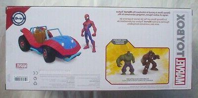 SPIDER-MOBILE Marvel Toybox Disney Buggy