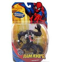 Spiderman Action Figure - Venom