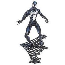 SpiderMan Classic Heroes Action Figure Black Costume SpiderM