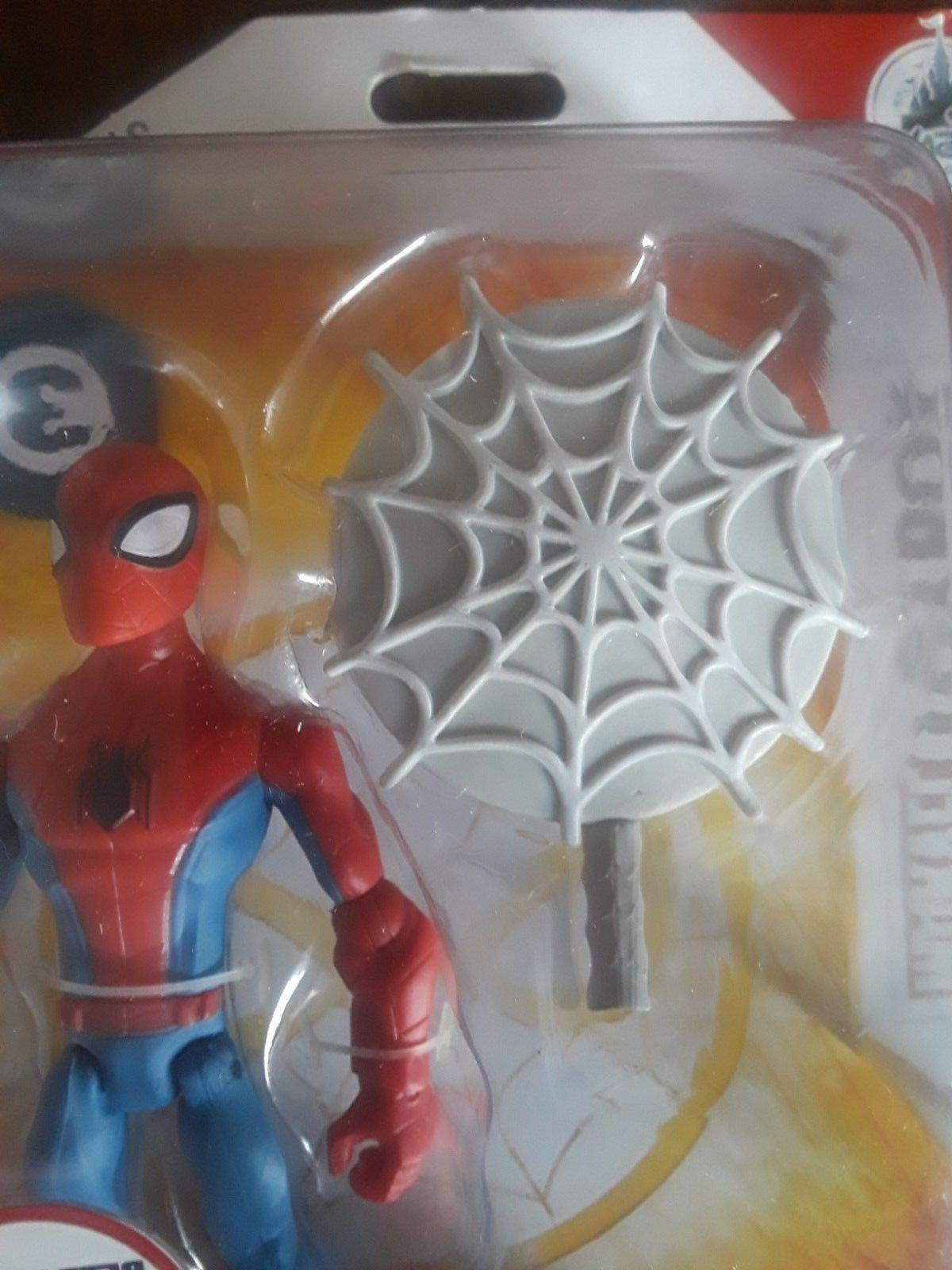 SPIDERMAN FIGURE AVENGERS WAR STORE