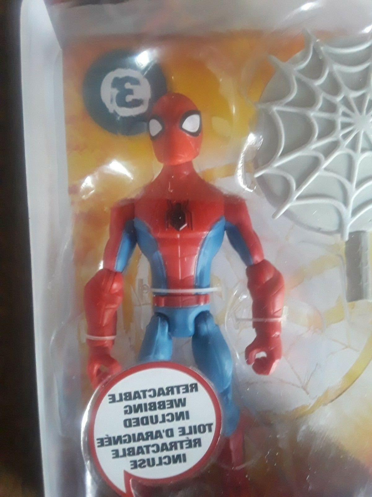 SPIDERMAN ACTION FIGURE AVENGERS WAR DISNEY