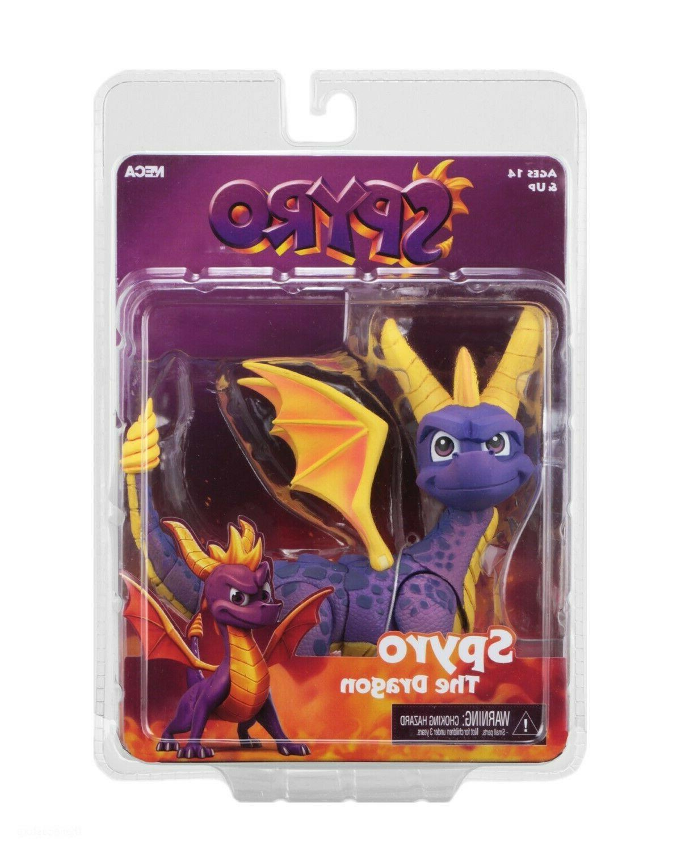 "Spyro Dragon 7"" Action"
