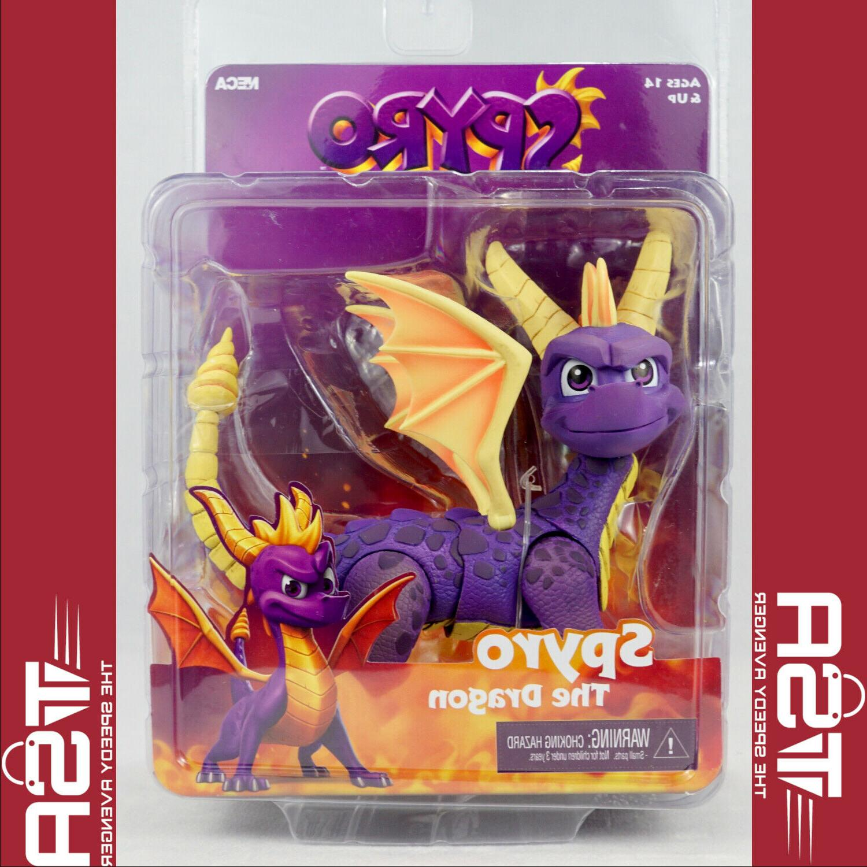 spyro the dragon 7 scale action figure
