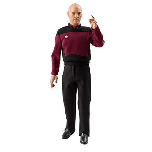 star trek next generation captain