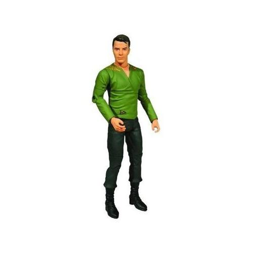 star trek series captain james