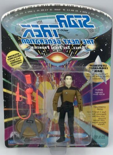 """Star Trek The Next Generation"" Lt. Commander Data Playmates"