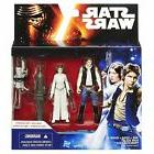Star Wars A NEW HOPE Space Mission Figure HAN SOLO PRINCESS