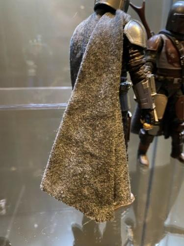 Star The Mandalorian Goods Cape