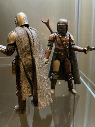 star wars black series the mandalorian custom