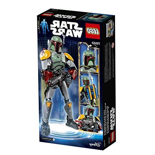LEGO Star Wars: Return of Fett 75533 Building