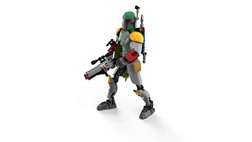 LEGO Wars: Return of Jedi Fett Building