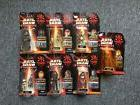 "Star Wars: Episode 1 Hasbro figure ""Alien"" lot: 7 figures -"