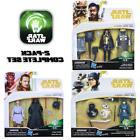 Star Wars Force Link 2.0 Figures Lando Solo, Rose, Darth Mau