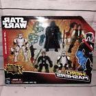 Hasbro Star Wars Hero Mashers Return of the Jedi Multipack A