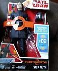 Hasbro Star Wars: Interactech Kylo Ren Action Figure With Li