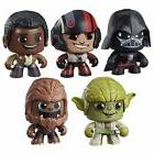 Star Wars Last Jedi Mighty Muggs Action Figures Wave 2 IN HA