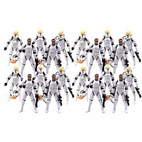 star wars lot 20pcs clone pilot trooper
