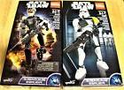 Lego Star Wars Lot 75531 Stormtrooper Commander + 75119 Jyn