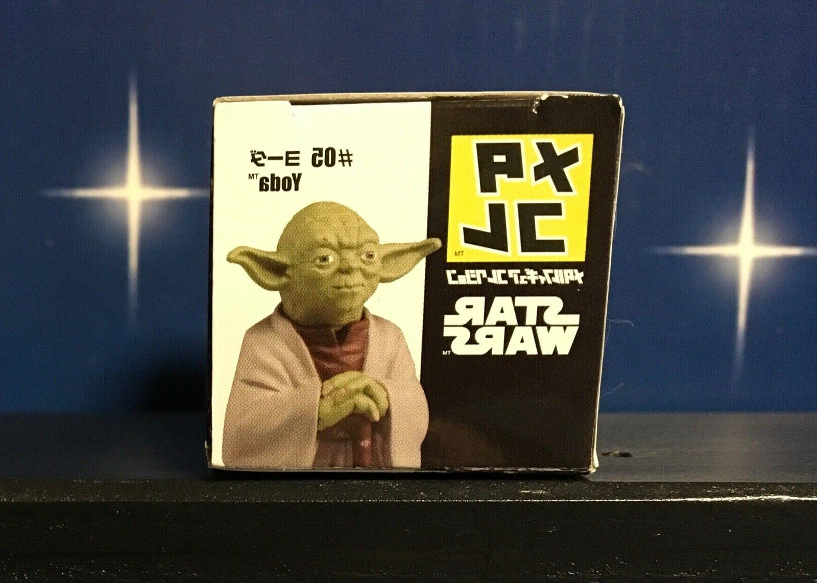Takara Tomy Metal Mini YODA Cast Figure