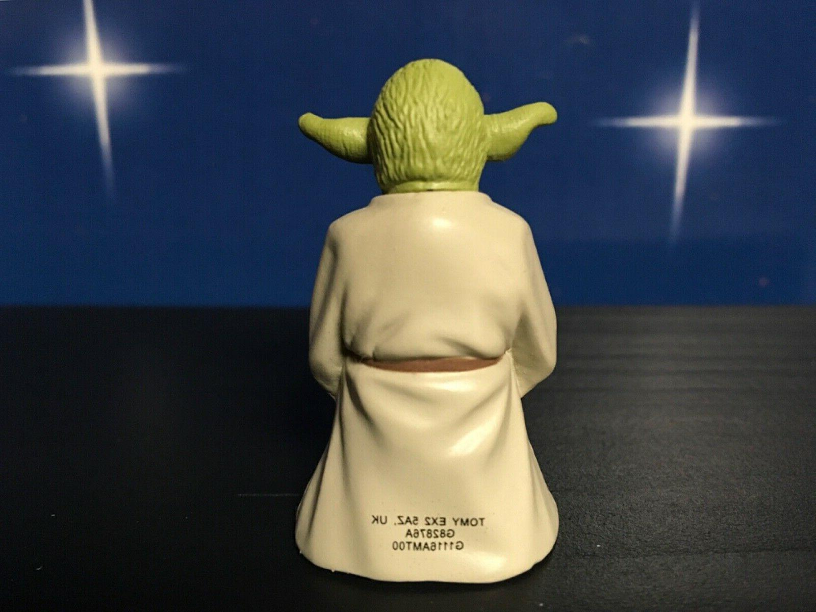 Takara Tomy Metal Mini YODA Figure