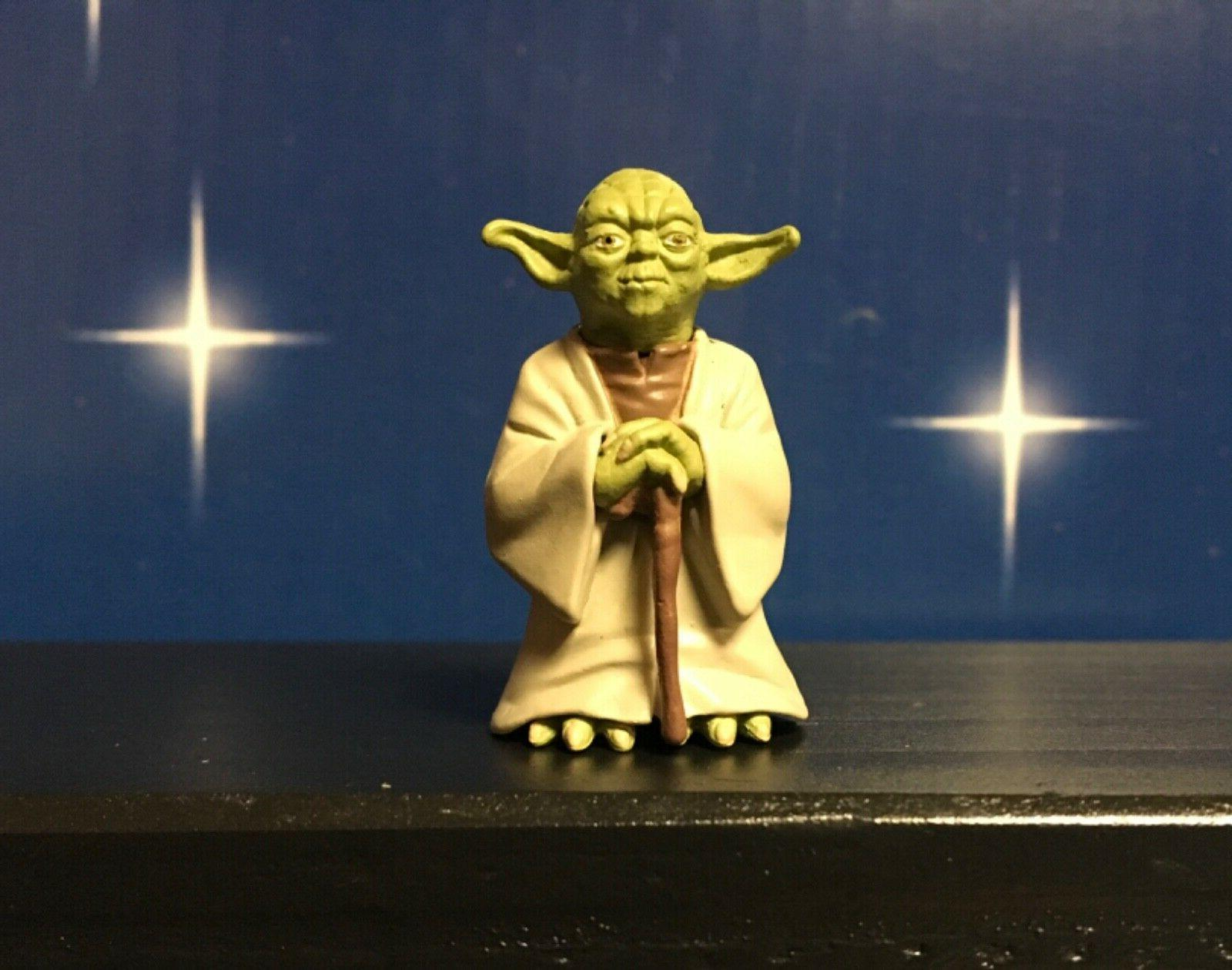 Metal YODA Die Action Figure