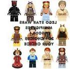 LEGO Star Wars Minifigures Episode 1 30+ Choices Darth Maul