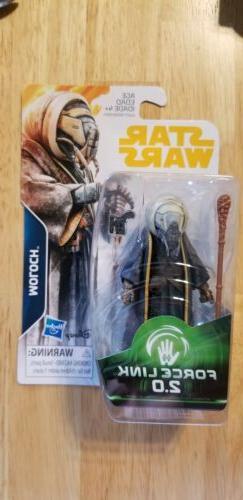 """Star Wars MOLOCH Figure 3.75"""" Han Solo Movie FORCE LINK 2.0"""