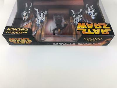 Star Wars ROTS Battle Packs JEDI ASSAULT 501st Vader