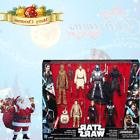 Star Wars Saga Action Figure 8 Pack with Darth Maul 3.75 inc