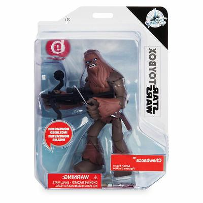 Star Store Chewbacca Action Chewy Wookie NEW