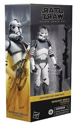 Star Wars The Black Series Kamino Clone Trooper 6-Inch Actio