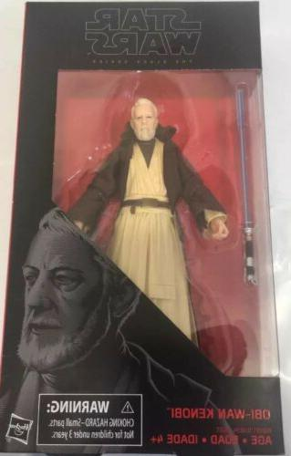 Star Wars Black Series Kenobi 6-Inch Action Figure New MIB In