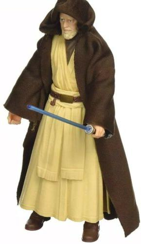 Star Black Series Kenobi Action Figure In Stock