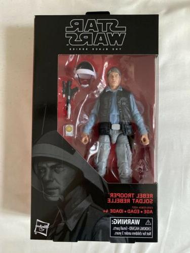 Star Wars The Black Series Rebel Fleet Trooper 6-Inch Action